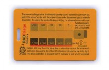 Radiation Safety Cards